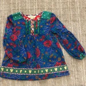 Matilda Jane size 2T holiday top